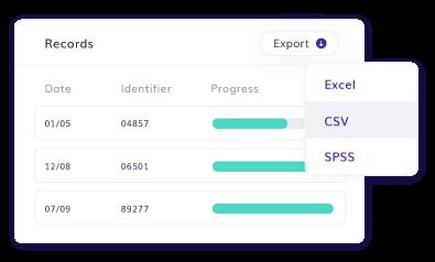 data-export